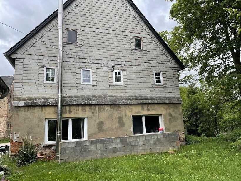 Giebel-Wohnhaus