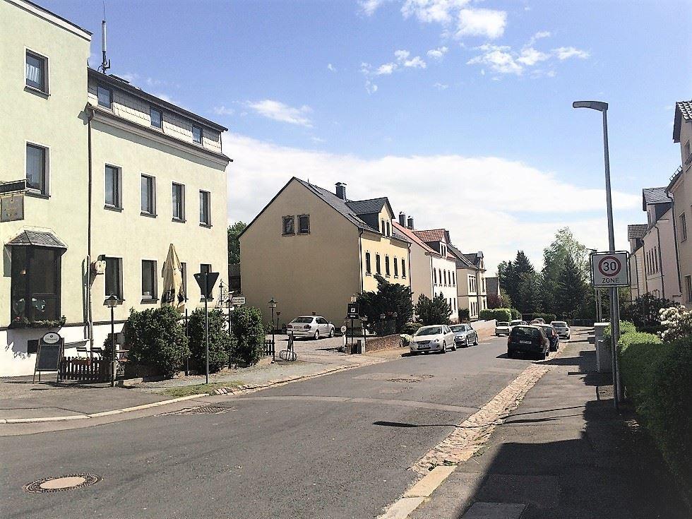 Bebauung-Eichendorffstraße