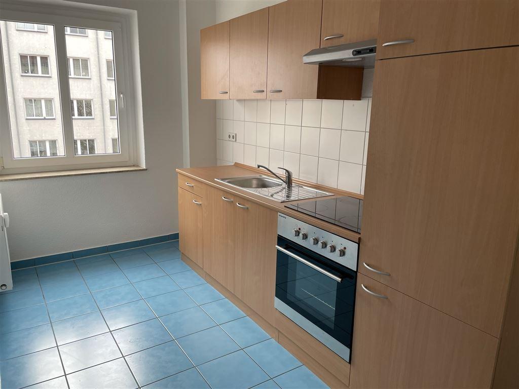 Küche m. EBK