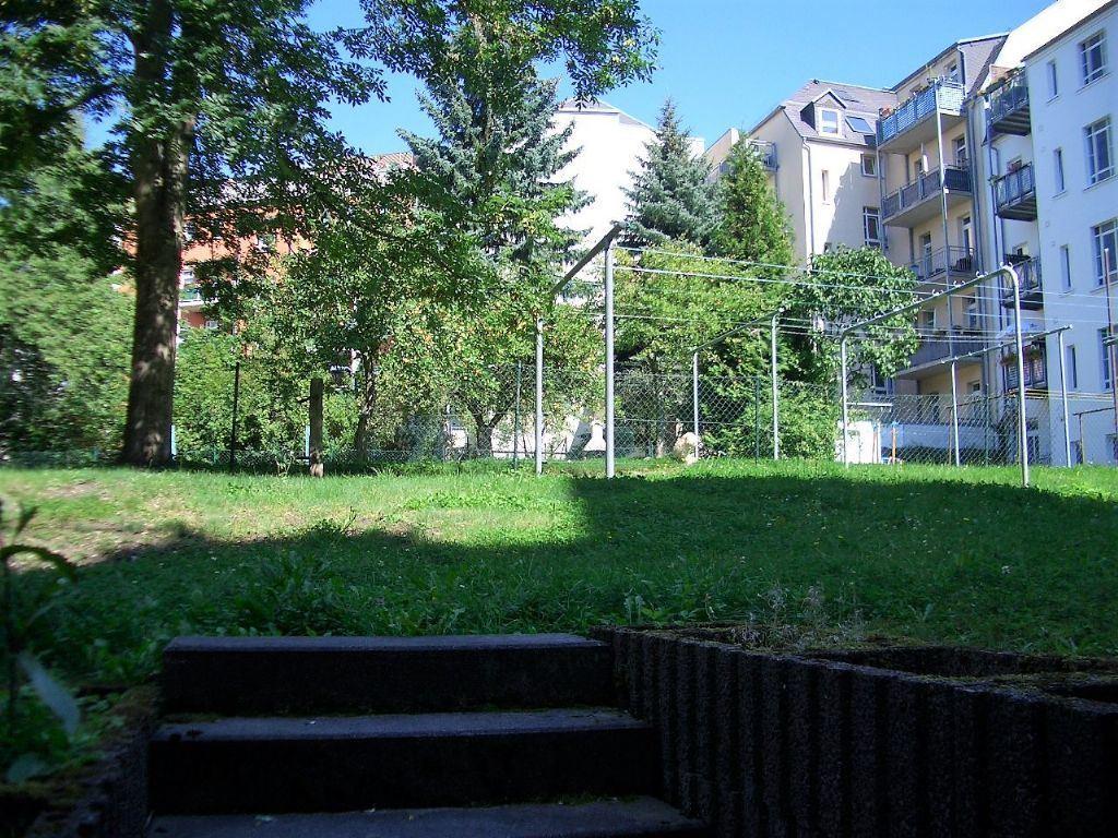 Gartenfläche