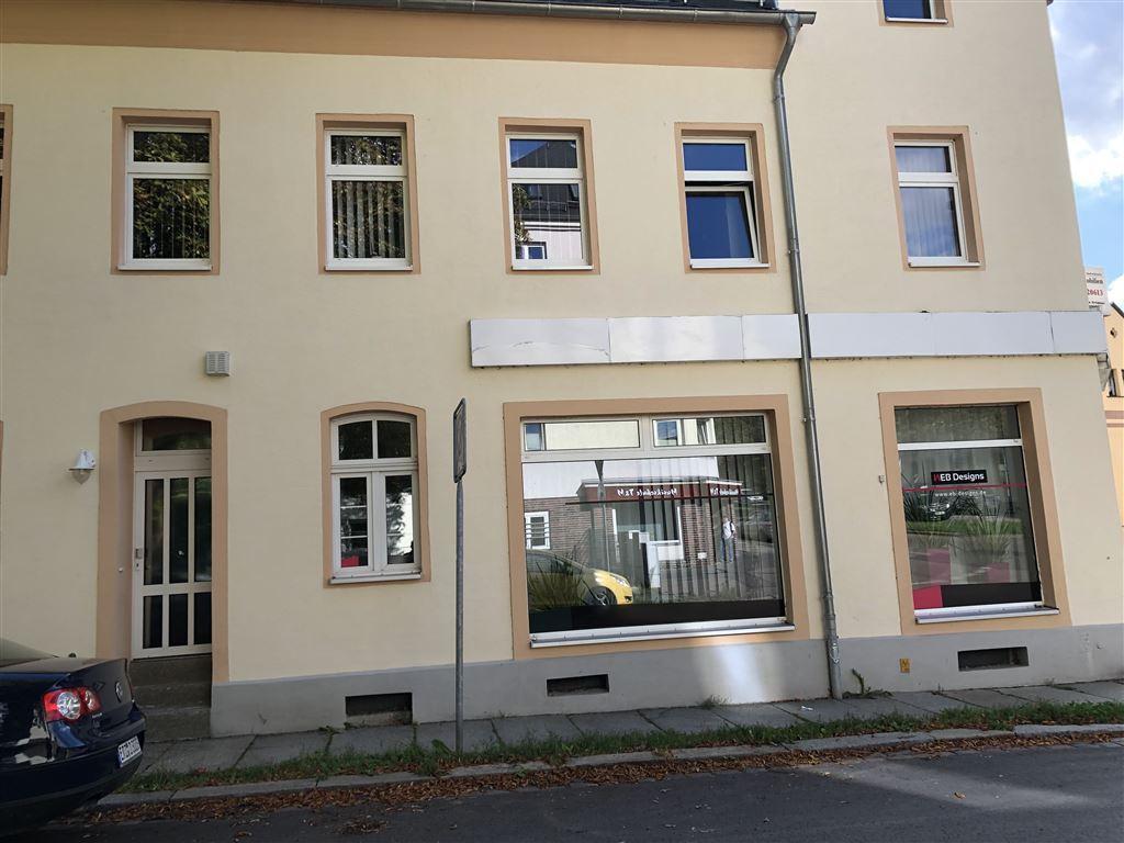 Ladenfront-Florastraße