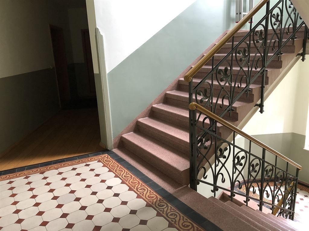 Treppenhaus.