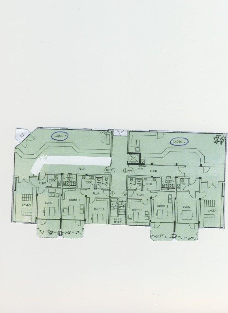 Grundriss EG Haus A