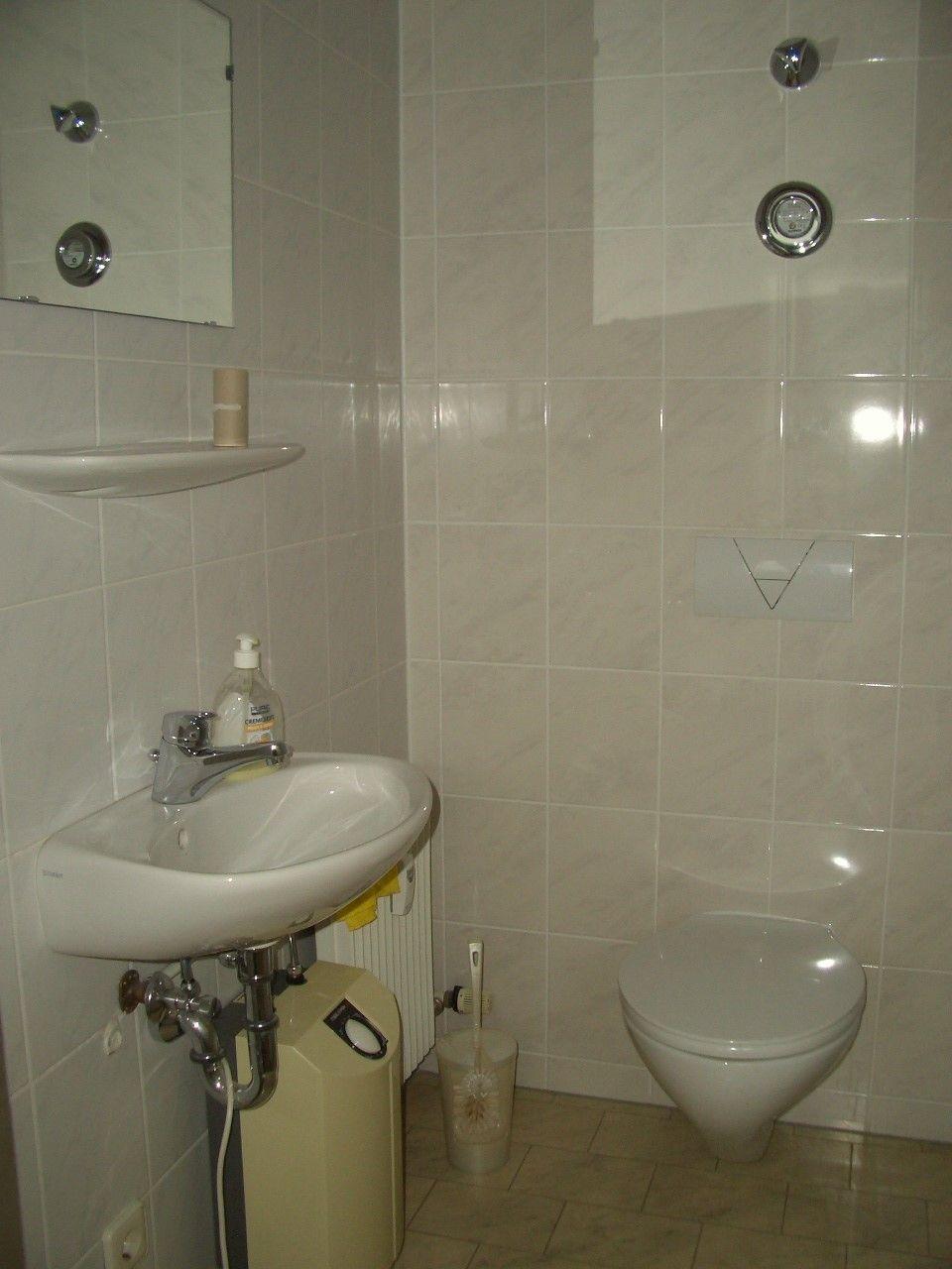 Beispiel Toilette
