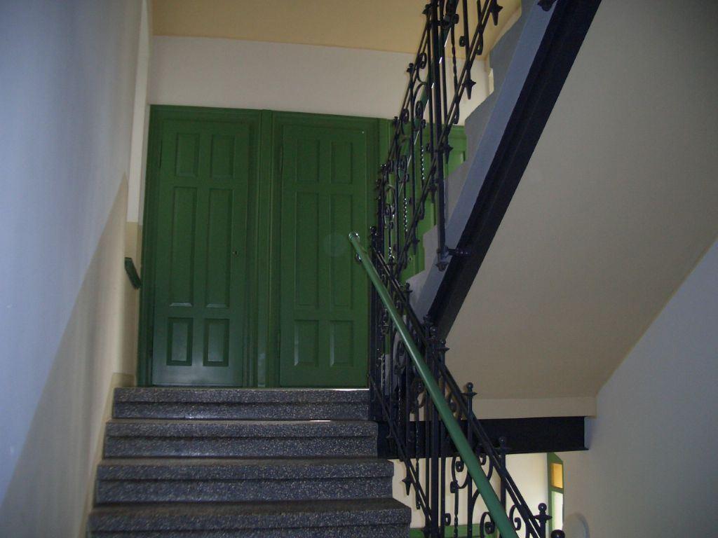 Treppenhaus Abstellräume